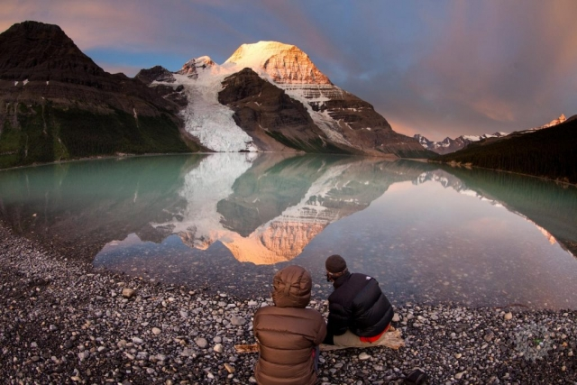 mike,gere,photo,photograhy,jasper,alberta,national,park,landscape,mount,mt,robson,berg,lake,glacier