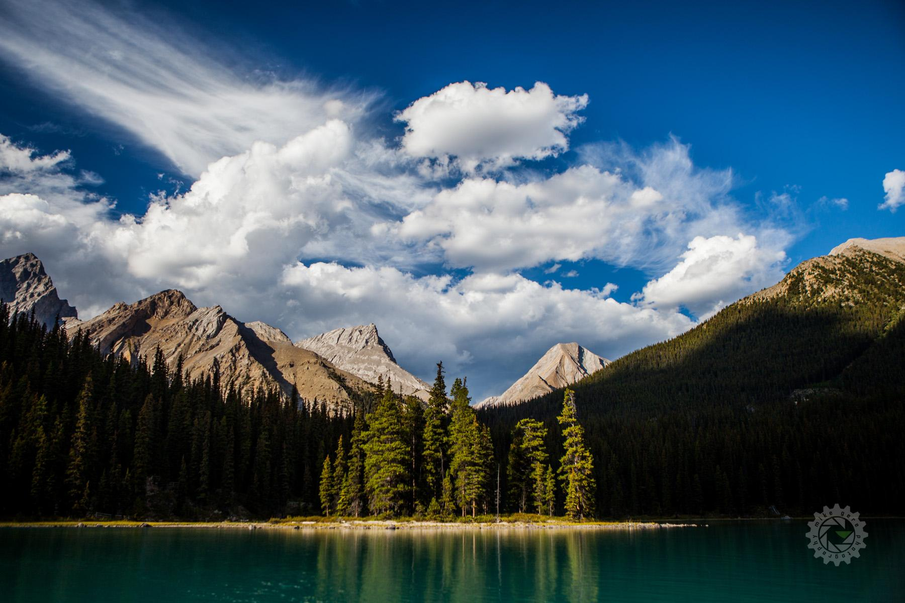mike,gere,photo,photograhy,jasper,alberta,national,park,landscape,spirit,island,maligne,lake